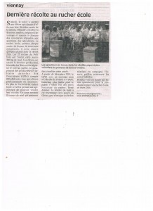 article nr rucher ecole